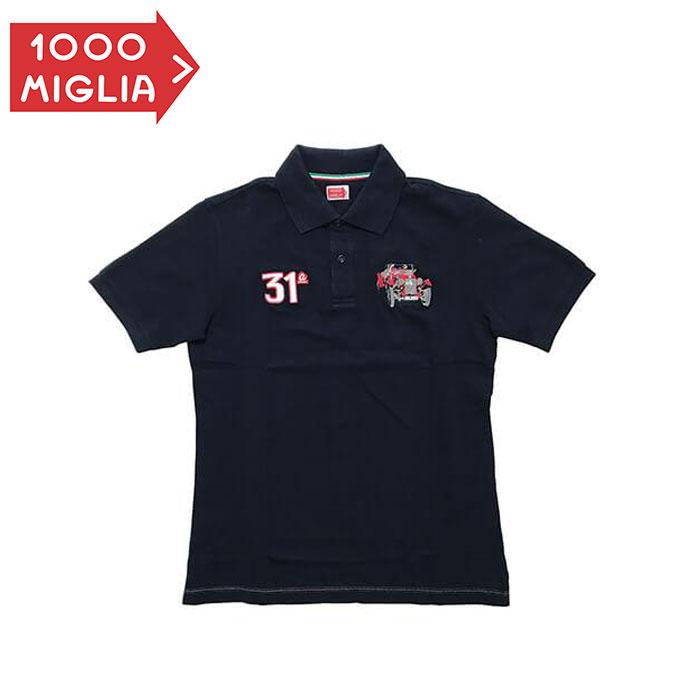 ミッレ ミリア Mille Miglia 2013 EDITION ポロ 半袖 ポロシャツ ファッション