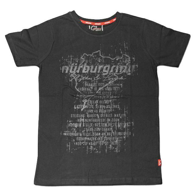 【ニュルブルクリンク/Nurburgring】Tシャツ Alberto メンズ 半袖