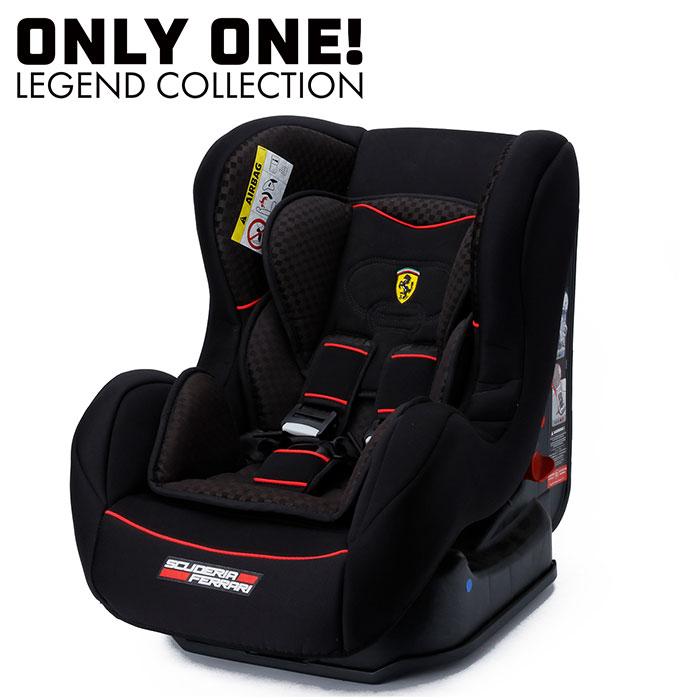 【ONLY ONE LEGEND COLLECTION】SCUDERIA FERRARI TYPE 505 GT CHILDSEAT スクーデリア フェラーリ TYPE 505 GT チャイルドシート オフィシャルライセンス 新生児~4歳