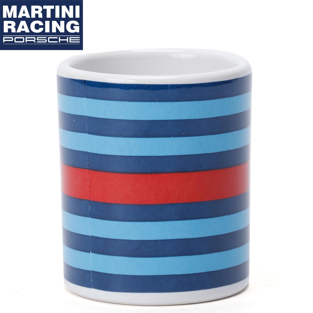 ポルシェとマルティニ レーシングのコラボレーションアイテム ポルシェ 販売実績No.1 マルティニ 10%OFF レーシング ショット MARTINI グラス PORSCHE RACING