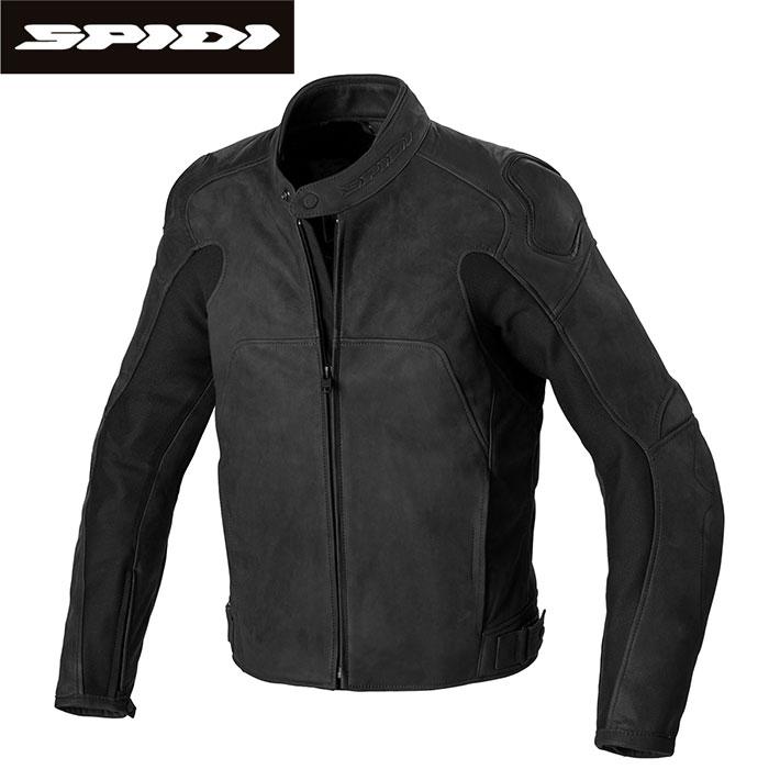 【スピーディー/SPIDI】ツアラー エヴォ ブラック メンズ レザージャケット ライディングジャケット EVOTOURER