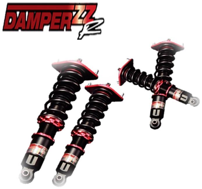 ブリッツ ダンパー ZZ-R 車高調■三菱 ランサーエボリューション7、8、9(CT9A)■MITSUBISHI