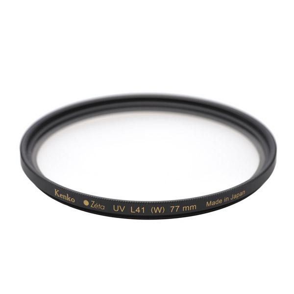 【送料無料】ケンコー kenko【ハイエンドUVフィルター】77mm Zeta L41(UV)フィルター 薄枠(レンズフィルター カメラレンズ フィルター レンズ カメラ用品 撮影機材 撮影用品 モーターマガジン 通販 )