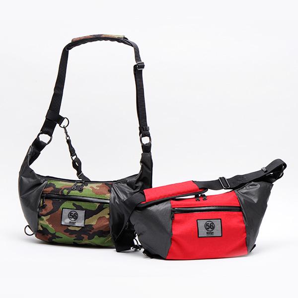 【送料無料】BULLET×56design Mini Banana Bag(ミニバナナバッグ)[FLASH]|バッグ バック カバン 鞄 かばん ライダース ライダーズ バイカー バイカーズ バイク用品 旅行 ポーチ ミニ 父の日 プレゼント ギフト 贈り物 ライダー バイク ツーリング オートバイ 56デザイン