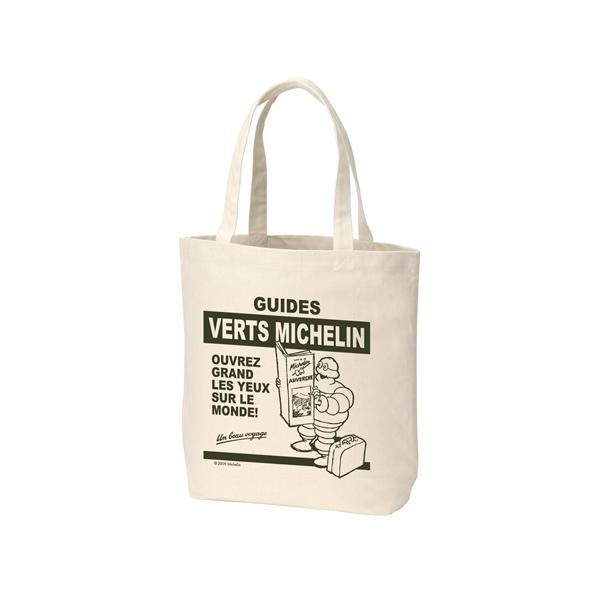 いつもミシュランマンとご一緒に 気軽に使えるトートバッグ ミシュラン トートバッグ エコバッグ おすすめ特集 スーパーセール期間限定 Totebag MICHELIN Green-guide グリーンガイド