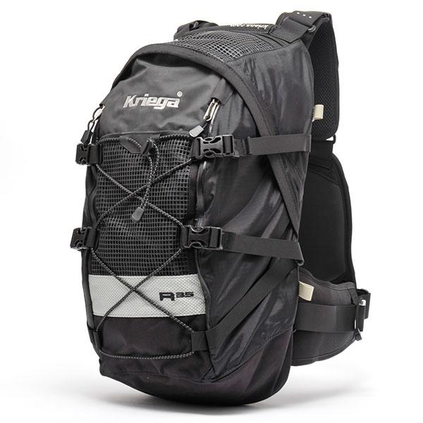 Kriega(クリーガ)ライディング専用ラックサックR35|リュック 鞄 バッグ バック 旅行 ツーリング アウトドア バイカー ファッション 30代 40代 バックパック リュックサック ツーリングバッグ モーターサイクル オートバイ バイク カバン かばん