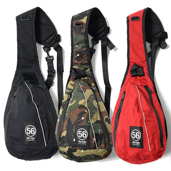【送料無料】56デザイン ウォータープルーフ パイナップルバッグ / 56design Waterproof Pineapple Bag
