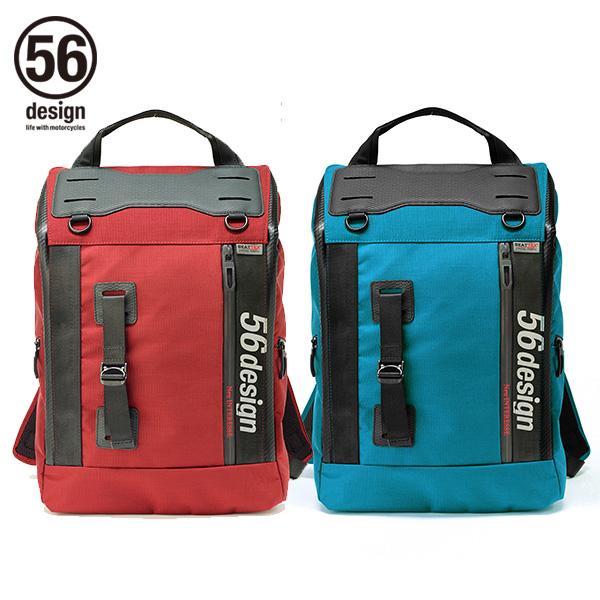 【送料無料】ノイインテレッセ×56デザイン バックパック / Neuinteresse×56design Backpack