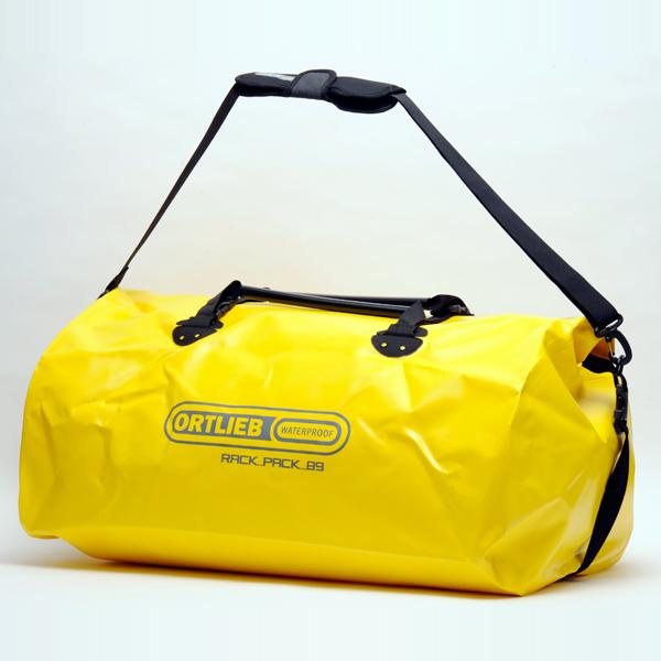 【送料無料】ORTLIEB(オルトリーブ)ラックパック(ドラム型ダッフルバッグ)/XLサイズ(89L)(ダッフルバック 旅行 ツーリング 防水 バックパック 2way ショルダーバッグ ショルダーバック ショルダー バッグ バック カバン かばん 鞄 斜め掛け 斜めがけ ブランド 鞄 友達)