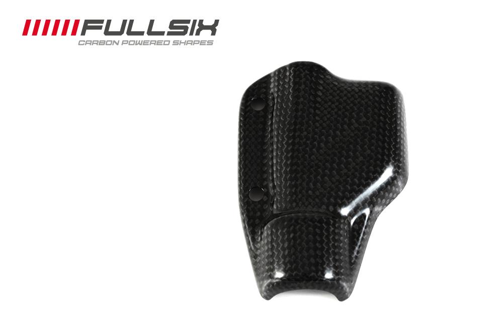 FULLSIX (フルシックス)リアブレーキレザーバーカバーDUCATI STREET FIGHTER (09-)
