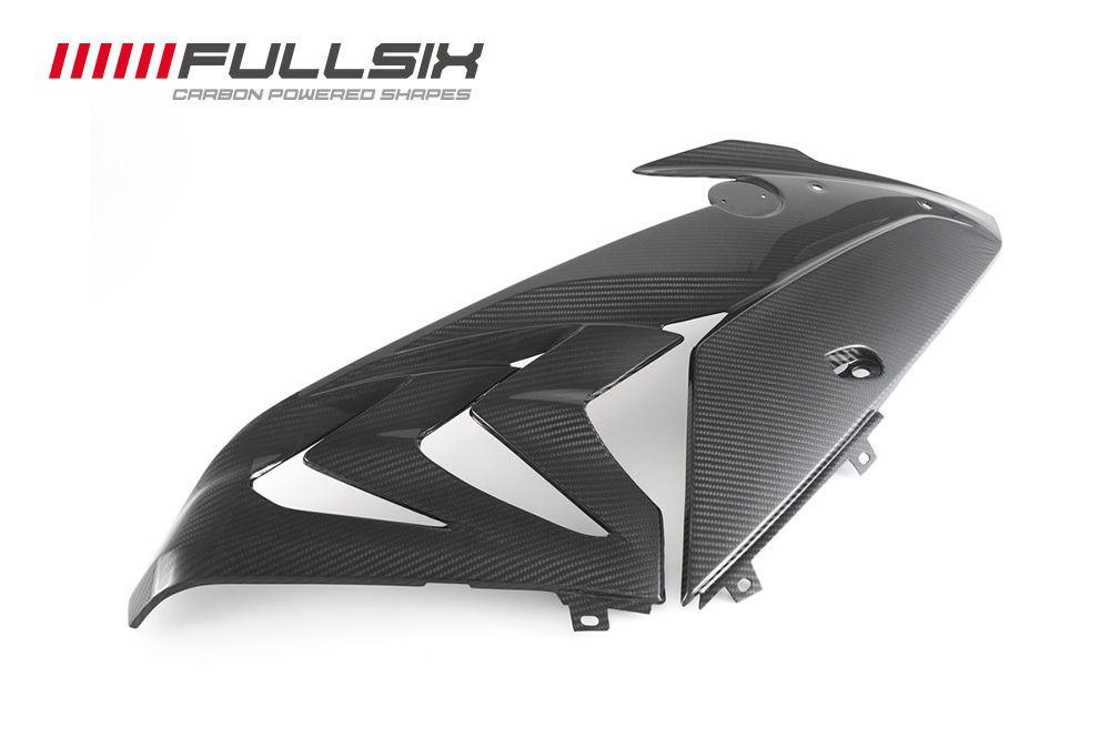FULLSIX (フルシックス)サイドカウル(アッパー右側)BMW S1000RR (15-)