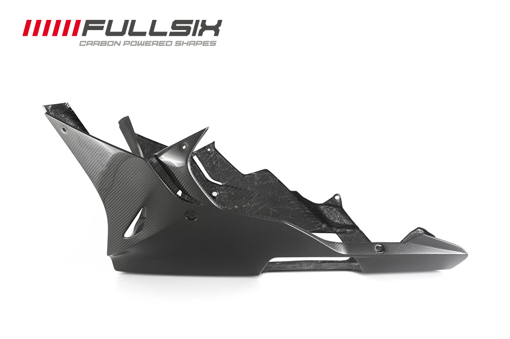 FULLSIX (フルシックス)アンダーカウル(アッパーインナーパネル左右セットを含む)BMW S1000RR (15-)