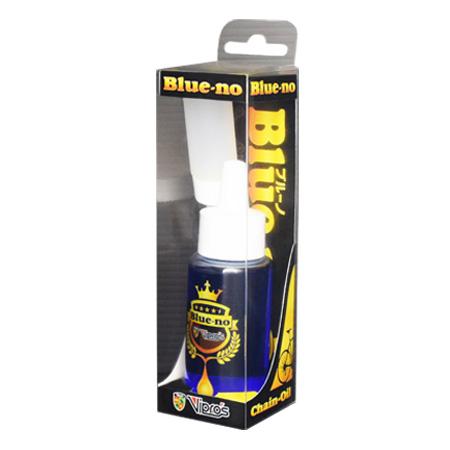 専門店 潤滑耐久性と防汚性を両立した ブルーのチェーンオイル誕生 祝日 ヴィプロス 自転車チェーンオイル Blue-no 52ml vipros VS-690 ブルーノ