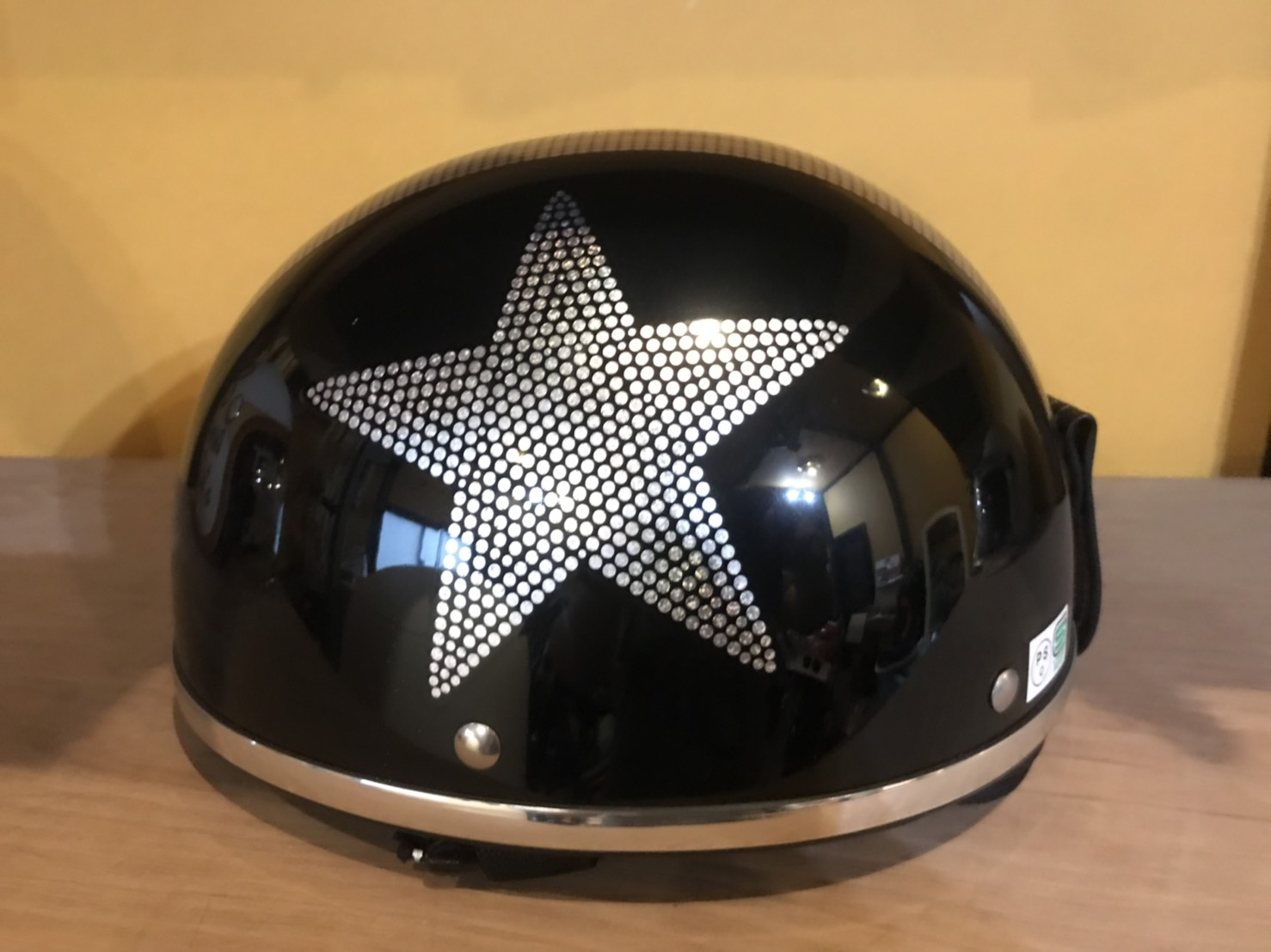 原付ヘルメット 安心の実績 高価 買取 強化中 半ヘル※返品 交換不可 アウトレット OGK DF-5mini 至上 ドットスター ジェットヘルメット