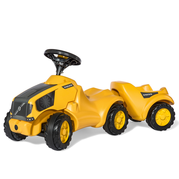 ロリートイズ rolly toys 乗用玩具VOLVOミニ(1歳半から)【店頭受取も可 吹田】