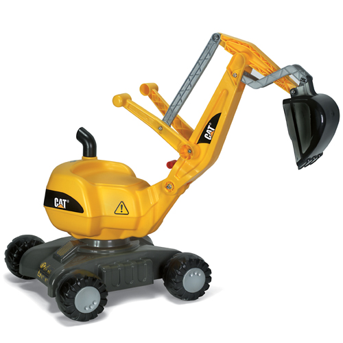 ロリートイズ rolly toys 乗用玩具 ディガーCAT(3歳から)【店頭受取も可 吹田】