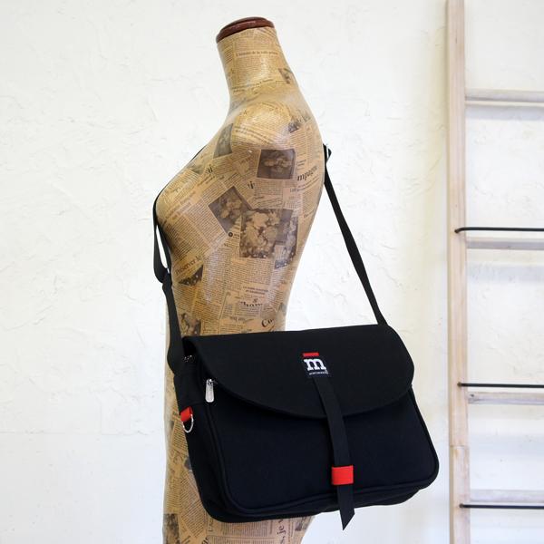 マリメッコ フラップショルダーバッグ CANVAS BAG MAGNETTI【店頭受取も可 吹田】