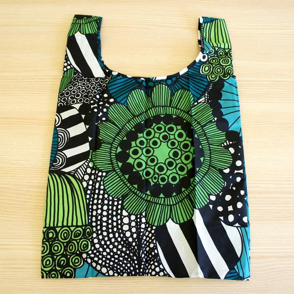 Marimekko 和 Marimekko 智慧包 (包/袋) SIIRTOLAPUUTARHA/綠色北歐