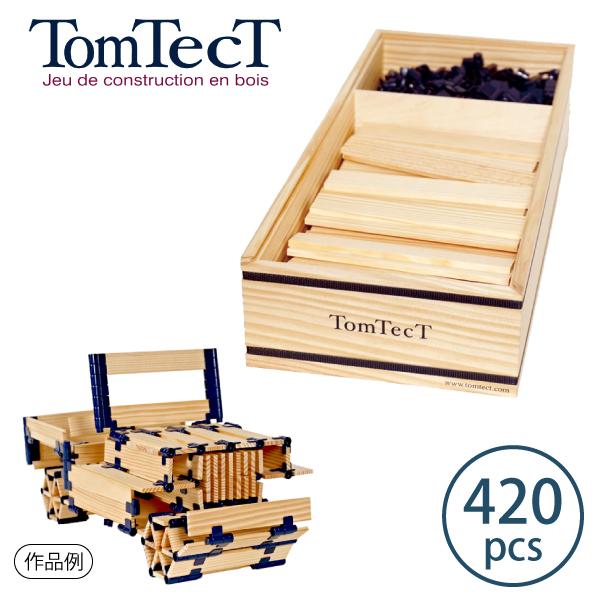 トムテクト TomTecT 木のブロック 積み木 420(5歳から)【店頭受取も可 吹田】