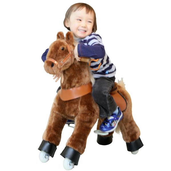 ラングス 屋内乗用玩具 エコポニー/うま(2歳から)