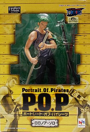 ▼ 【送料無料】【開封品】ロロノア・ゾロ POP フィギュア NEO-3 ワンピースシリーズ ONE PIECE ワンピース フィギュアメガハウス 国内正規品 Portrait.Of.Pirates 【代引き不可】