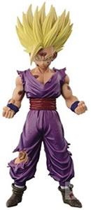 DRAGON BALL Z MASTER STARS PIECE THE SON GOHAN SPECIAL COLORS Japan NEW Figure