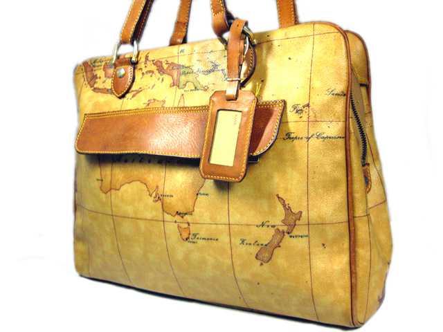 Brand shop moumou house rakuten global market primaclasse primaclasse shoulder bag prima classe back world map design pvc x leather camel ladies gumiabroncs Image collections