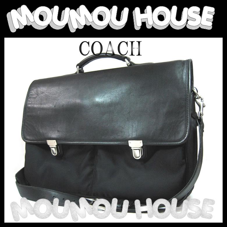 brand shop moumou house coach coach business bags 2 way angle seat rh global rakuten com