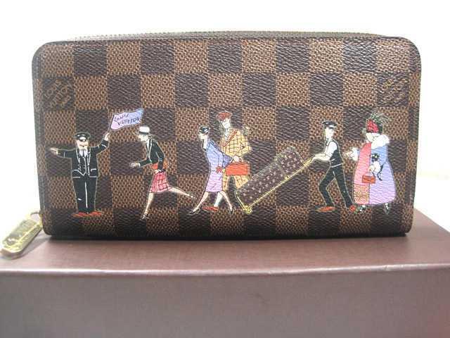 2f6e9070562f Brand Shop Moumou House  LOUIS VUITTON Louis Vuitton long wallet ...