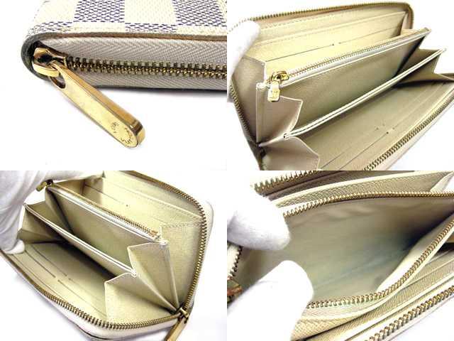 Louis Vuitton damieazur ♦ 钱包钱包 ♦ N60019。 Louis Vuitton Louis Vuitton 钱包 LV 中性路易 · 威登 05P07Nov15