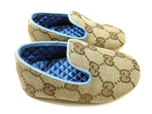 36b6f0e67 ... GUCCI □ gucci □ baby shoes □ 10-11cm □ GG beige canvas ♪ baby