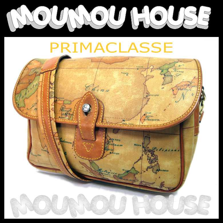 Brand shop moumou house rakuten global market primaclasse primaclasse prima classe world map design japan map with lesportsac shoulder womens 05p18jun16 shoulder bag gumiabroncs Choice Image