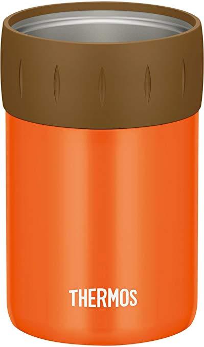 オリジナル 在庫設定しておりません在庫切れの場合7日~14日後出荷予定 送料無料 サーモス 保冷缶ホルダー JCB-352 格安 オレンジ 350ml缶用 OR
