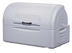 送料無料(北海道・沖縄・離島以外) カイスイマレン ジャンボペール キャスターなし PE700(カギ穴付) 680L 大型保管庫