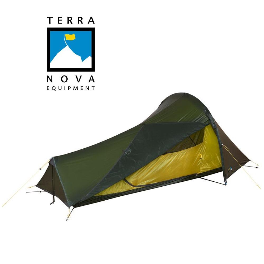 TERRA NOVA (テラノバ)Laser Pulse 1 レーサーパルス 1(テント)(1人用)(アウトドア)(3シーズン)(軽量)(テラノヴァ)【2018ss】【送料無料】