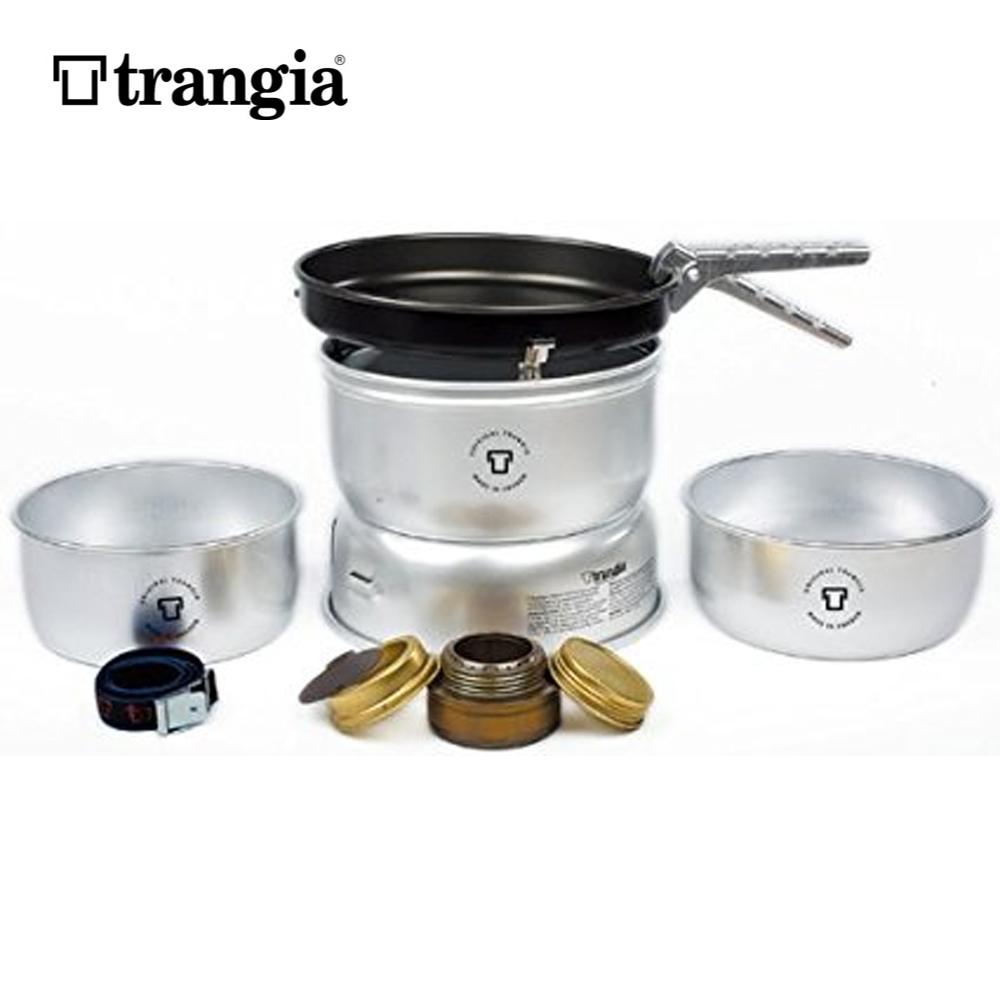 Trangia (トランギア) ストームクッカーL・ウルトラライト(TR-25-3UL)(クッキングセット)(アルコールストーブ)(クッカー)(調理器具)(アウトドア)【送料無料】