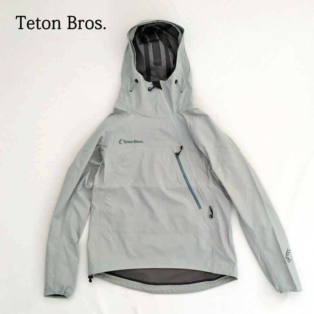 TETON BROS.(ティートンブロス) Tsurugi Lite Jacket KB (Unisex)(ツルギライトジャケット ニットバッカー)(Smokey Blue)