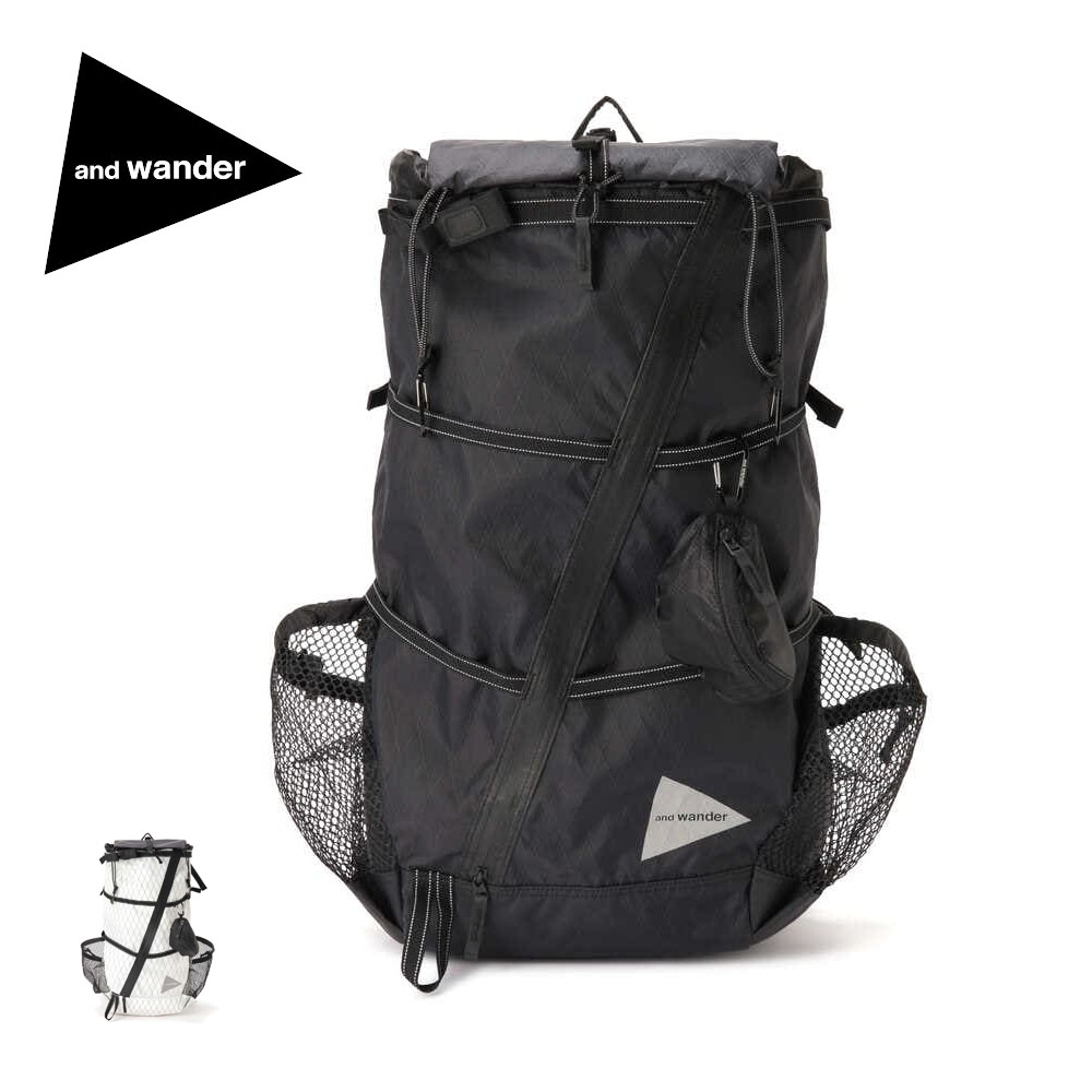 and wander(アンドワンダー)X-Pac 40L backpack(574-0975007)