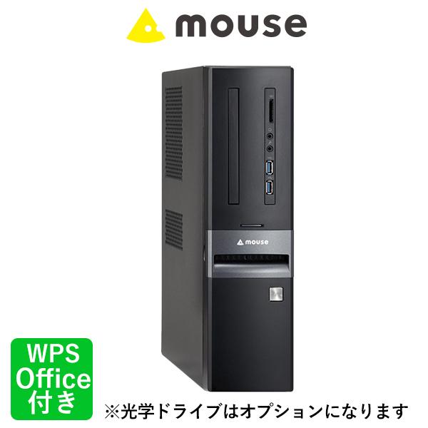 【送料無料】《 LM-iGS410SN-SH2-MA-SD 》【Core i5-8500 8GB メモリ 240GB SSD 2TB HDD GeForce GTX 1050 3年修理保証 マカフィ― WPS Office付き 】《新品》マウスコンピューター デスクトップパソコン