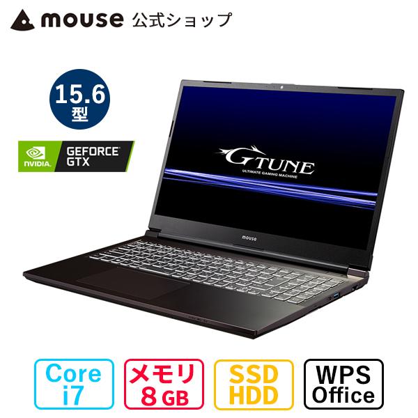 印象のデザイン G-Tune P5-MA ゲーミングPC 15.6型 Core BTO【GN】 i7-10750H 8GB WPS メモリ 256GB 新品 M.2 SSD(NVMe) 1TB HDD GeForce GTX1650 ノートパソコン WPS office付き 新品 マウスコンピューター BTO【GN】, cuore plus:de528dce --- sequinca.net