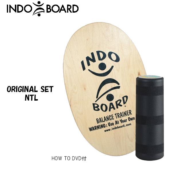【期間限定クーポン ~10/16 9:59】/INDO BOARD インドボード ORIGINAL SET ナチュラル HOW TO DVD付き