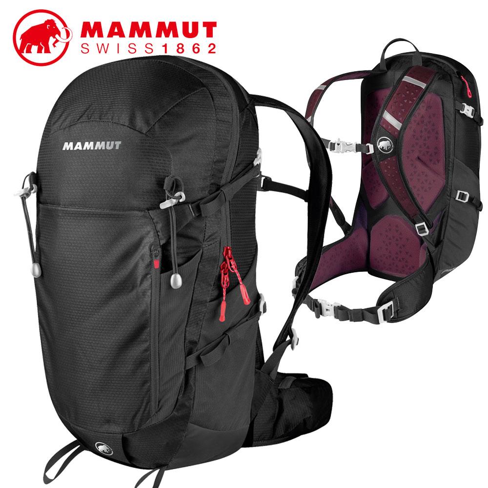 マムート MAMMUT Lithium Zip 24 black 24L デイパック MAMMUT_2020SS カラー:0001(ブラック) 期間限定特典付き