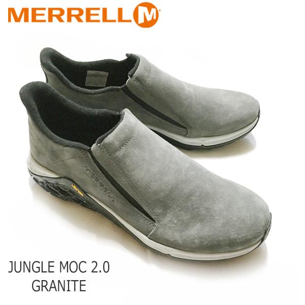 メレル ジャングルモック2.0 カラー:GRANITE MERRELL JUNGLE MOC 2.0