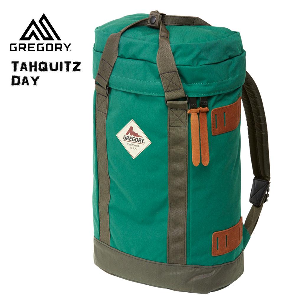 GREGORY(グレゴリー) TAHQUITZ DAY VINTAGE GREEN ターキッツデイ ビンテージグリーン /684224852 (N) (G20)