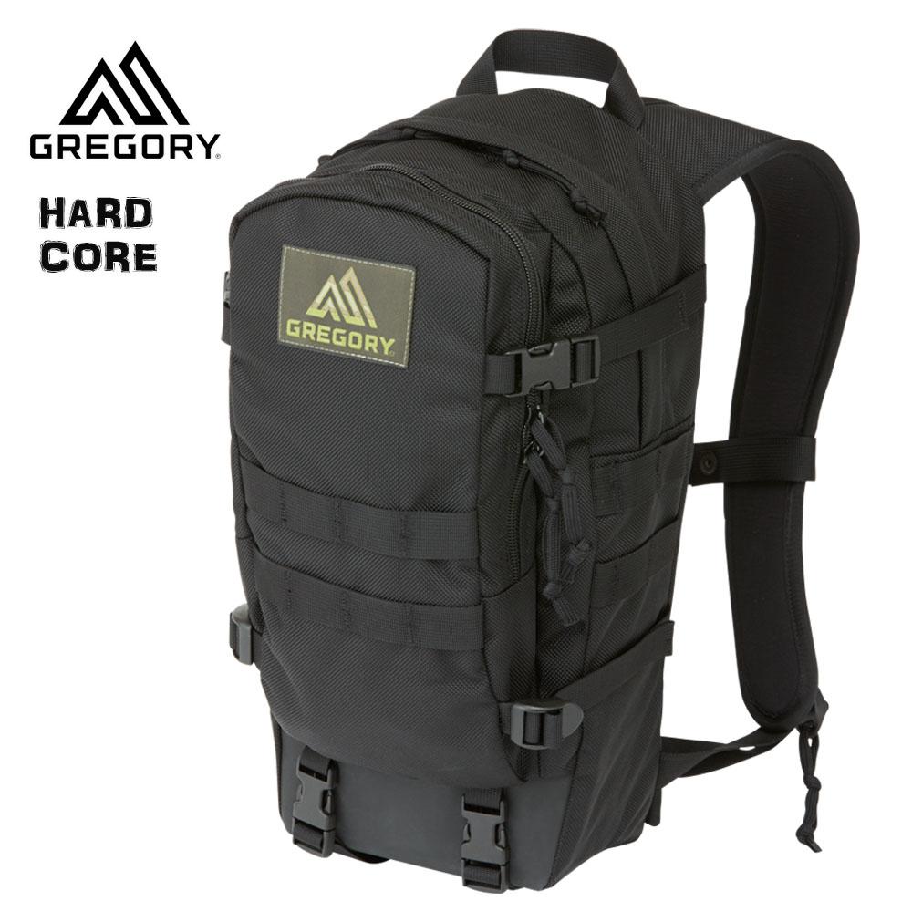 GREGORY(グレゴリー) HARD CORE BLACK BALLISTIC ハードコア HDナイロン /686370440 (N)