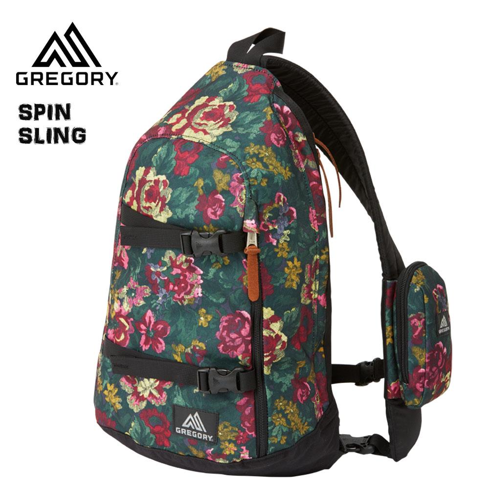 GREGORY(グレゴリー) SPIN SLING TAP.-GARDEN TAPESTRY スピンスリング ガーデンタペストリー (N) (G20)