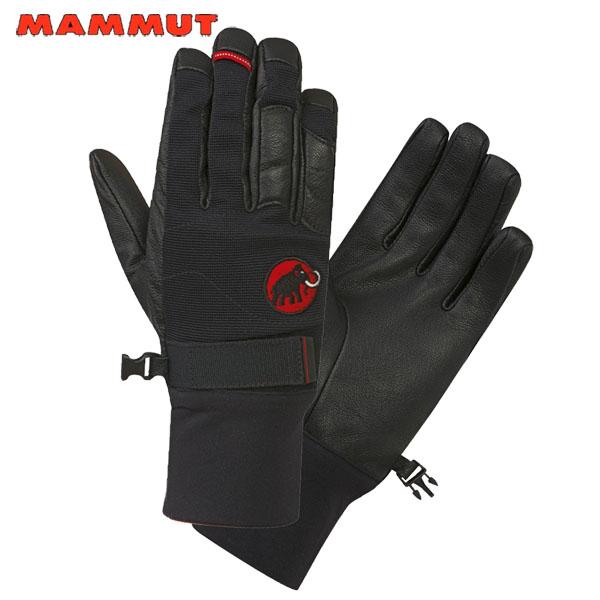 マムート MAMMUT Climb Glove カラー:0001【p5】