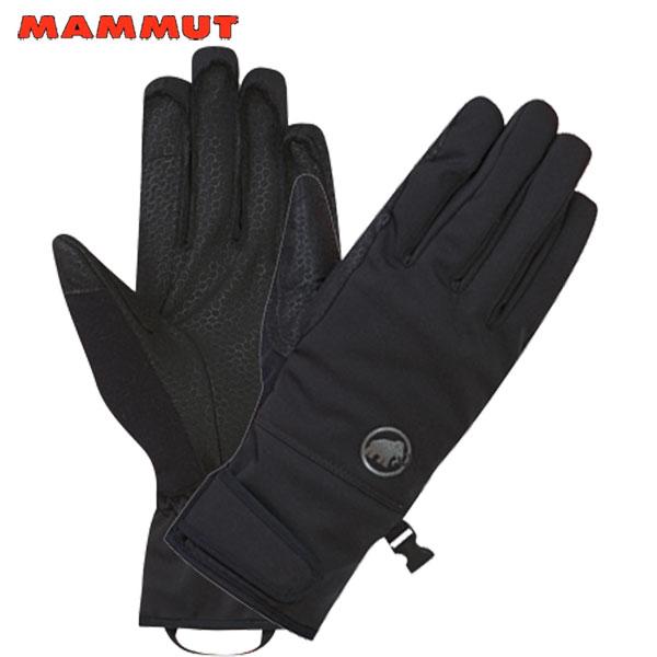 【100円引きフラッシュクーポン 使用上限設定あり 3/1 0:00~】/MAMMIT マムート Aenergy Glove カラー:0001(MMTBGN) あす楽