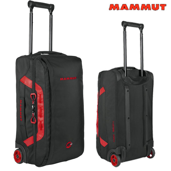 【2100円クーポンあり 4/9 20:00~】/MAMMUT(マムート) Cargo Trolley 30 カーゴトローリー30L カラー:0001 (MAMMUT_2019SS) 【あす楽】