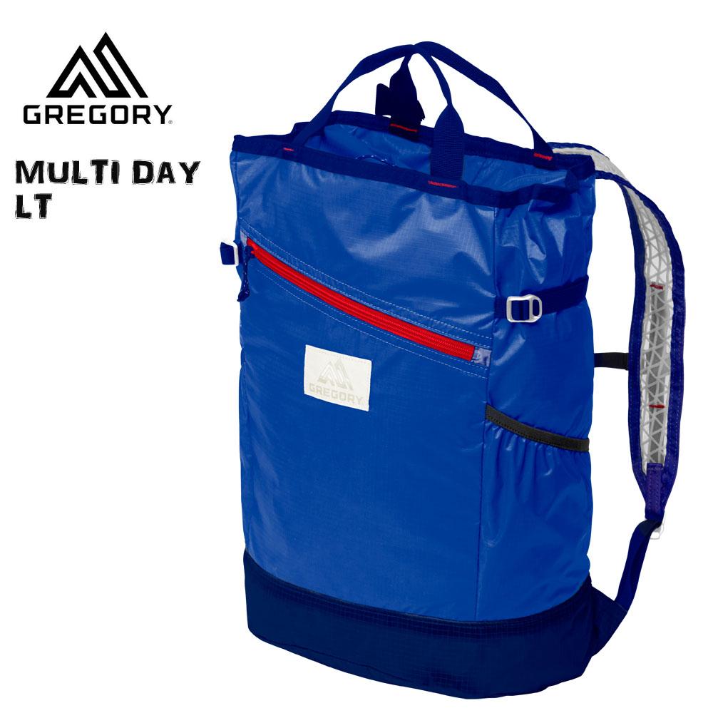公式の店舗 GREGORY(グレゴリー) MULTI DAY マルチデイLT -BLUE/RED -BLUE/RED マルチデイLT DAY ブルー/レッド デイパック(N), サックスバー:6b8d3b71 --- construart30.dominiotemporario.com